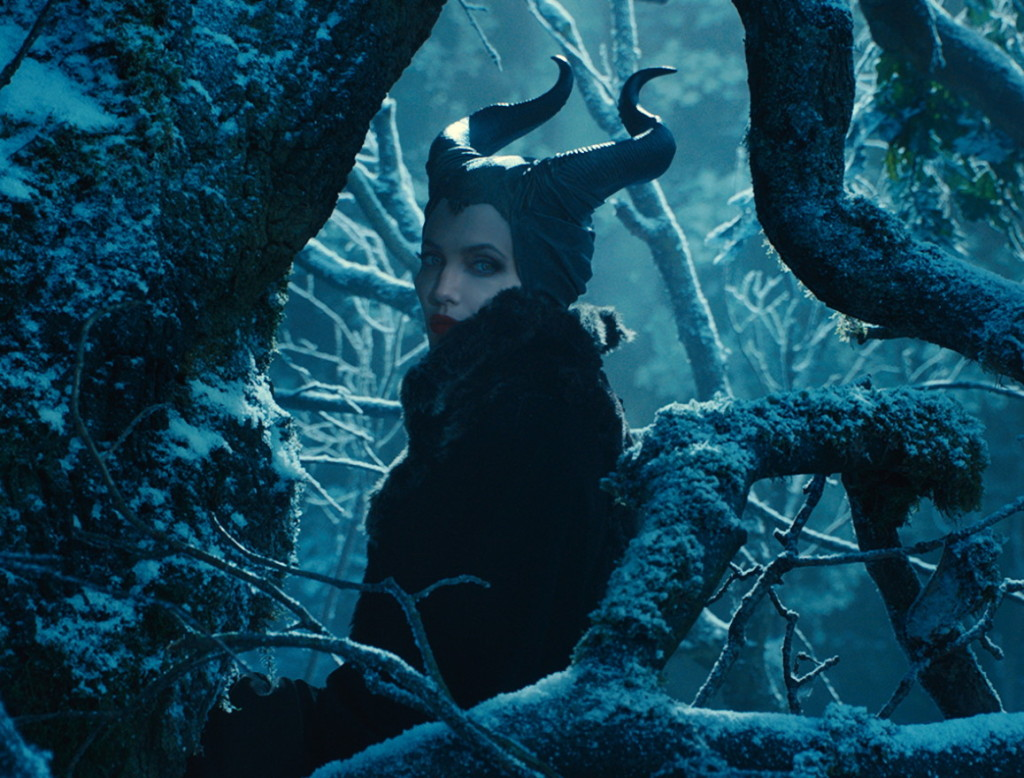 Disney Maleficent Movie Trailer From The Square