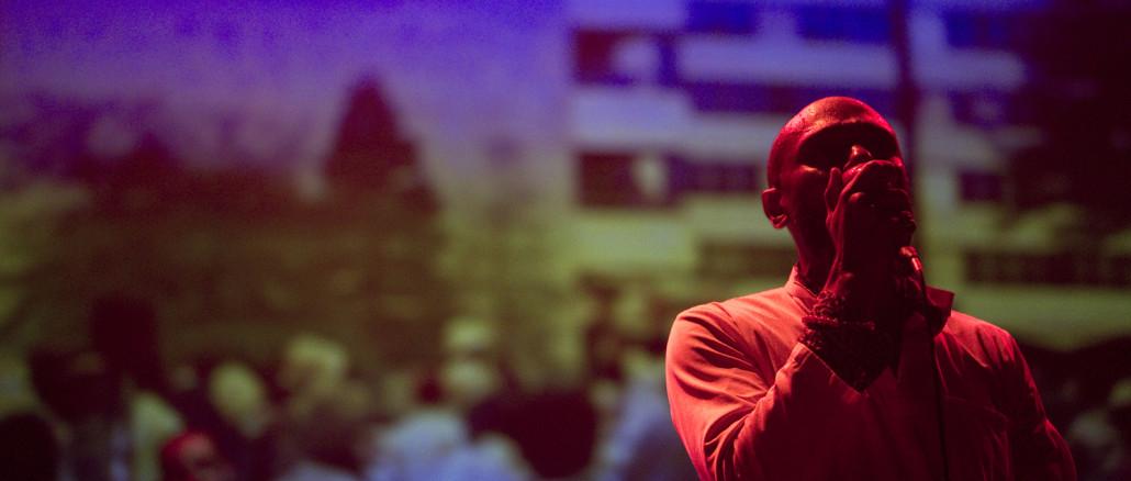 Mos Def live at Stall 6 Zurich