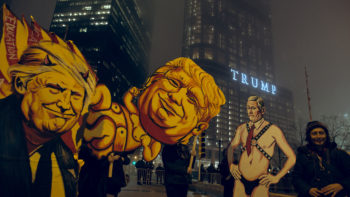All (Dis)Quiet on the Cultural Front: Culture Jamming in the Age of Trump
