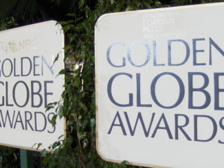 TIME'S UP AT THE GOLDEN GLOBES