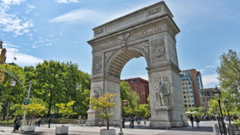 Washington Square Park as an Exercise in Democracy
