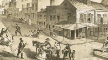 The United States' long history of criminalizing homelessness