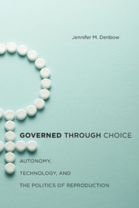 GOVERNED THROUGH CHOICE front cover