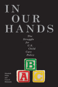 IN OUR HANDS front cover