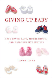 GIVING UP BABY front cover