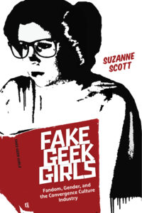 Book cover of Fake Geek Girls