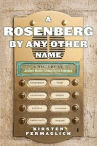 cover of A Rosenberg by Any Other Name