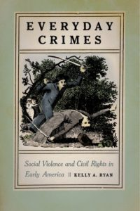 Cover of Kelly Ryan's Everyday Crimes