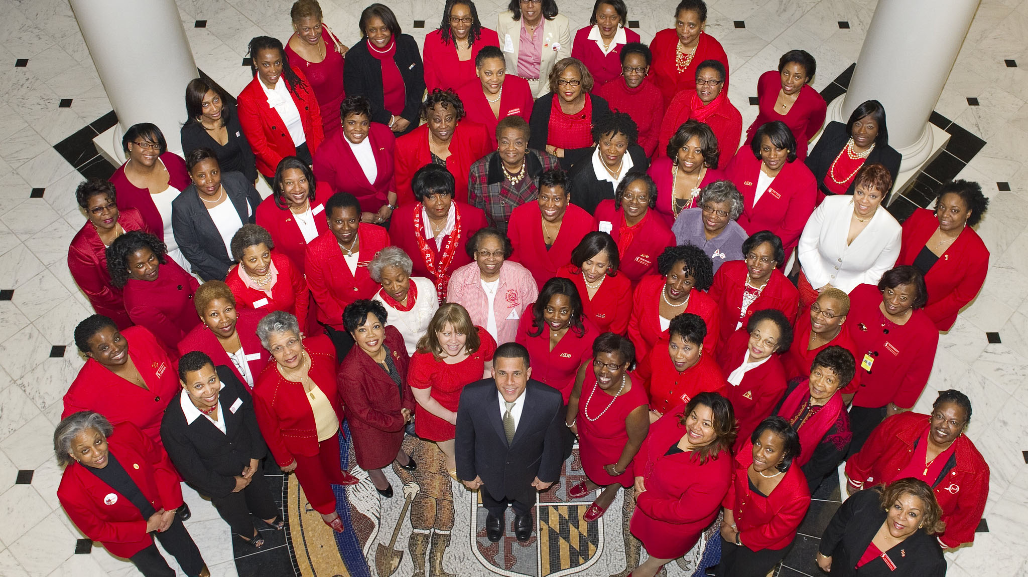 Delta Sigma Theta Sorority Meet and Greet