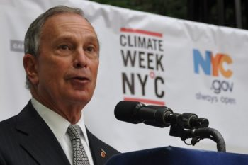 Why asking Bloomberg 'But are you personally vegan?' misses the mark