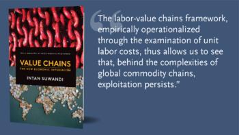 Labor-Value Commodity Chains: The Hidden Abode of Global Production